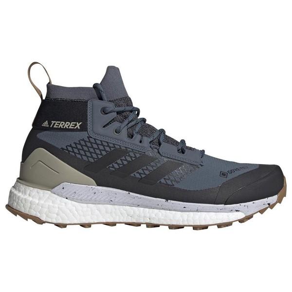 アディダス メンズ ブーツ&レインブーツ シューズ adidas Terrex Free Hiker Goretex loif00e8