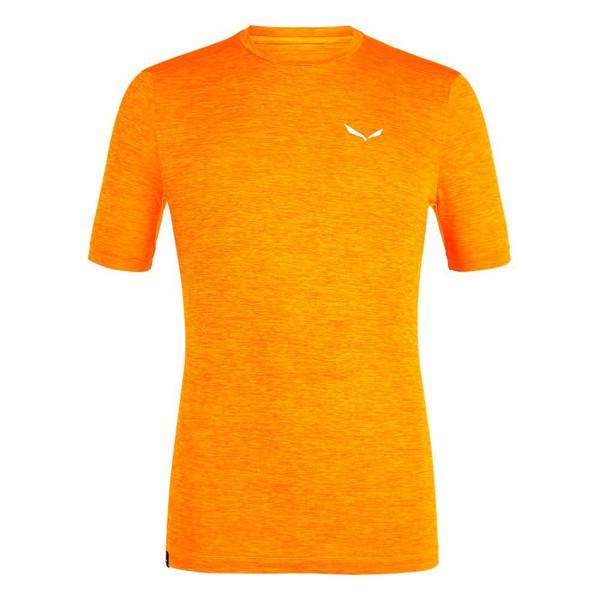 サレワ メンズ Tシャツ トップス Salewa Puez Melange Hybrid Dryton loif00ea