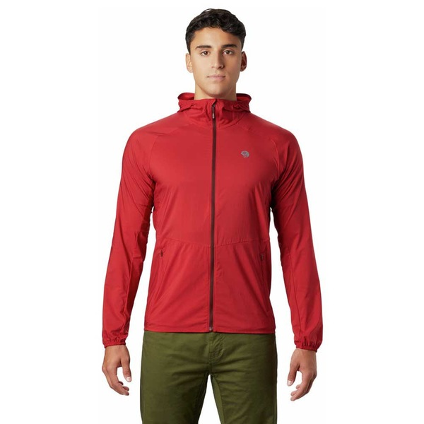 マウンテンハードウェア メンズ ジャケット&ブルゾン アウター Mountain hardwear Kor Preshell loif00eb