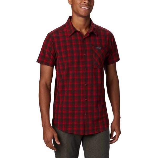 コロンビア メンズ ポロシャツ トップス Columbia Triple Canyon loif00eb