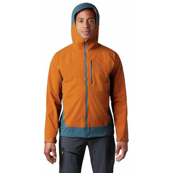 マウンテンハードウェア メンズ ジャケット&ブルゾン アウター Mountain hardwear Stretch Ozonic loif00eb