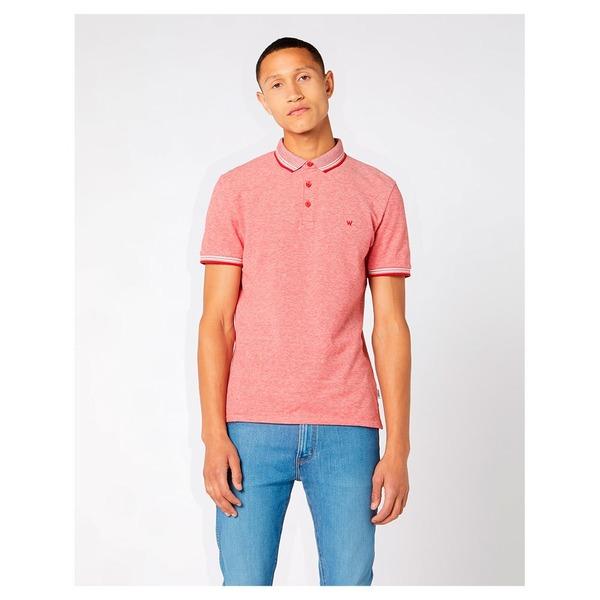 ラングラー メンズ ポロシャツ トップス Wrangler Refined loif00ec