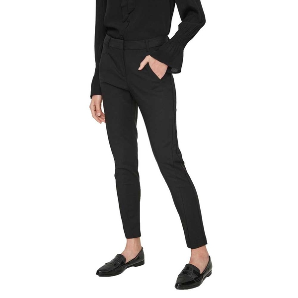 ヴェロモーダ レディース カジュアルパンツ ボトムス Vero moda Victoria Nw Antifit Ankle L30 loif00ef