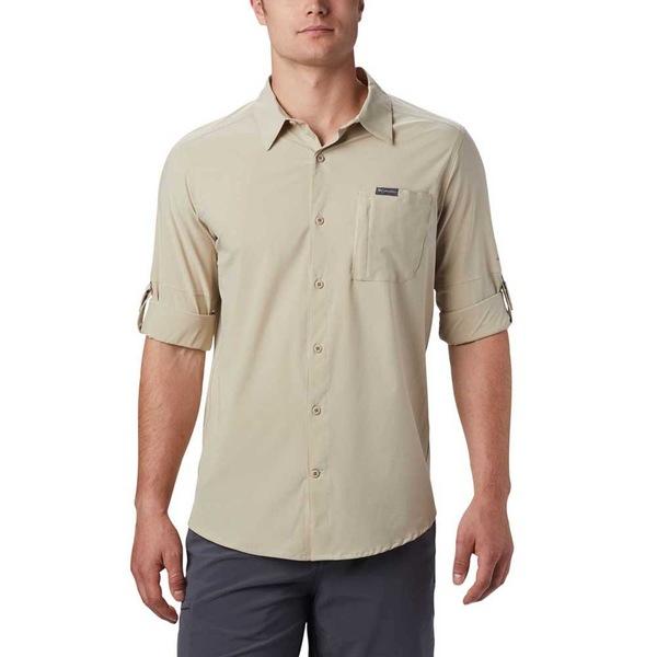 コロンビア メンズ ポロシャツ トップス Columbia Triple Canyon Solid loif00ef
