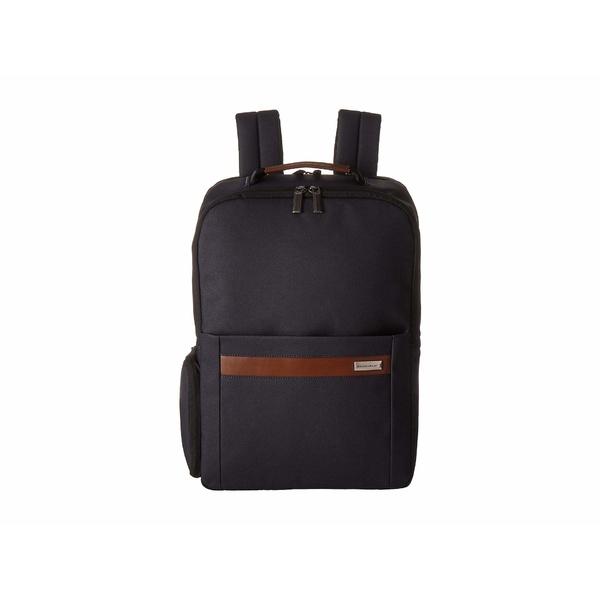 ブリグスアンドライリー メンズ バックパック・リュックサック バッグ Kinzie Street - Medium Backpack Navy