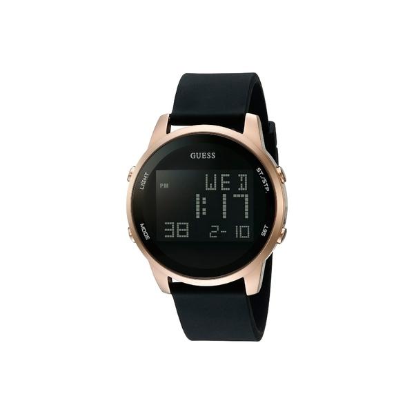 ゲス メンズ 腕時計 アクセサリー U0787G1 Black