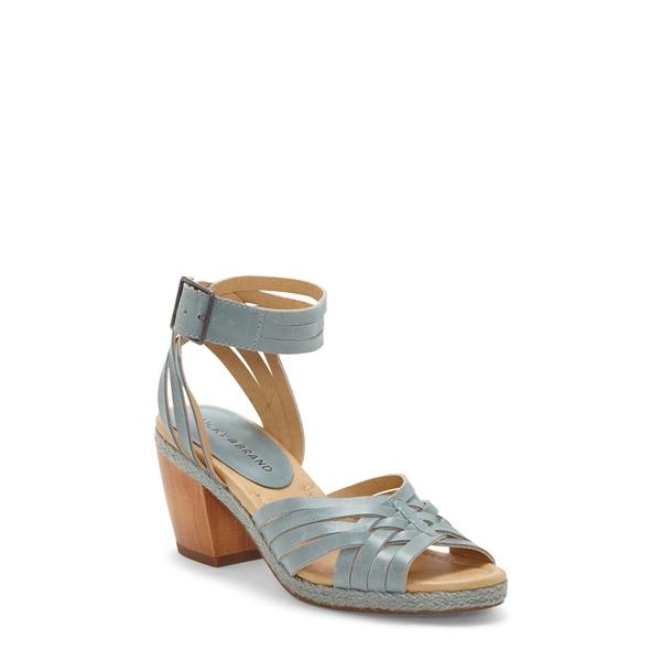 ラッキーブランド レディース サンダル シューズ Noxa Ankle Strap Sandal Lead Leather
