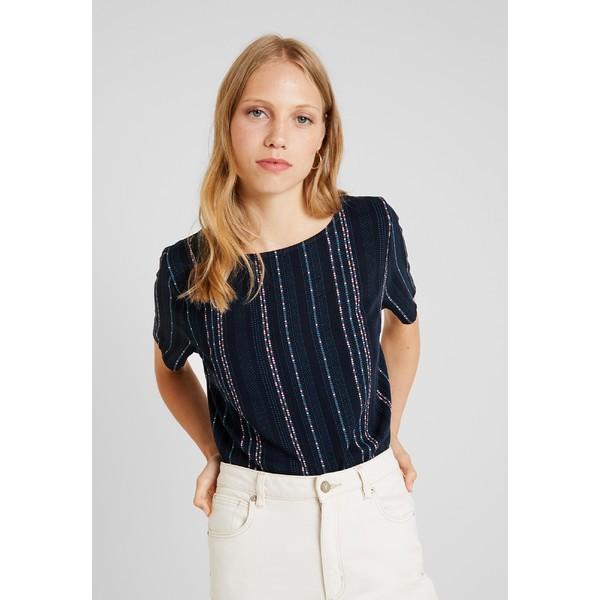 ついに入荷 サントロペ レディース トップス Tシャツ dark 人気ショップが最安値挑戦 - Blouse lpva01f5 全商品無料サイズ交換 blue