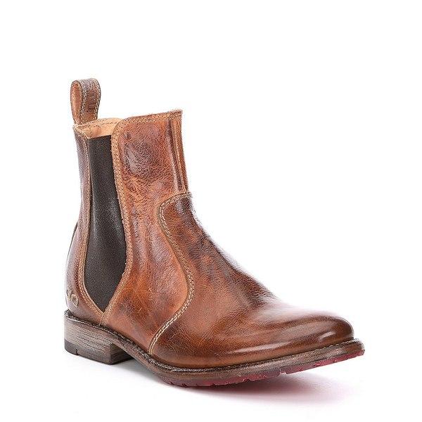 ベッドステュ レディース ブーツ&レインブーツ シューズ Nandi Leather Chelsea Boots Tan Mason