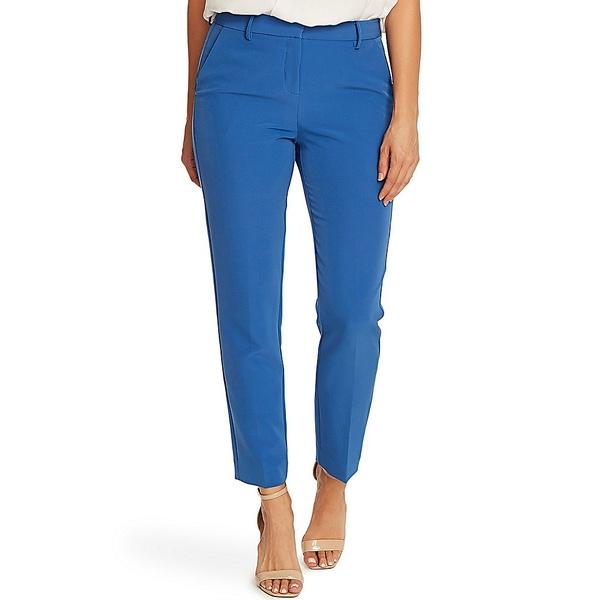 ヴィンスカムート レディース カジュアルパンツ ボトムス Slim Leg Ankle Pants Dusk Blue