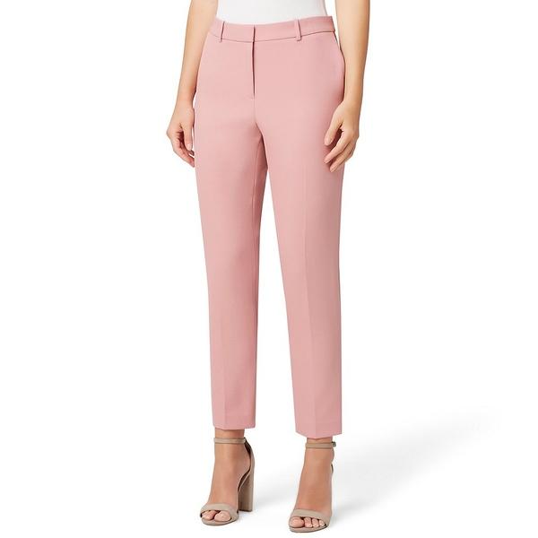 タハリエーエスエル レディース カジュアルパンツ ボトムス Parker With Pockets Twill Ankle Pant Make Up Pink