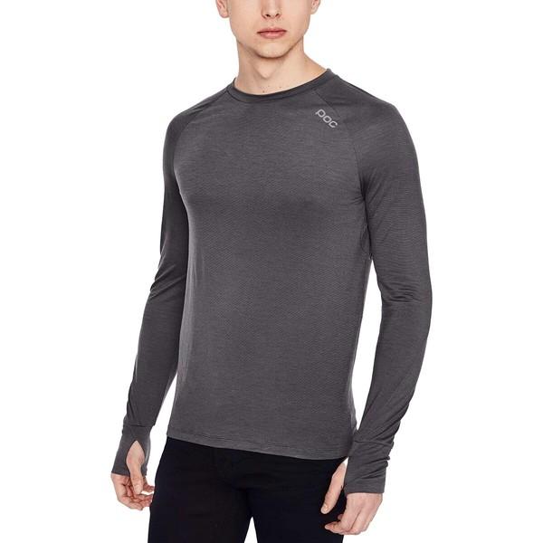 ピーオーシー メンズ 即日出荷 スポーツ サイクリング Sylvanite 人気ブレゼント Grey Merino Men's Light - Jersey 全商品無料サイズ交換