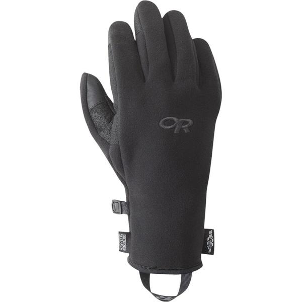 アウトドアリサーチ Women's - Black Gripper 手袋 レディース アクセサリー Sensor Glove