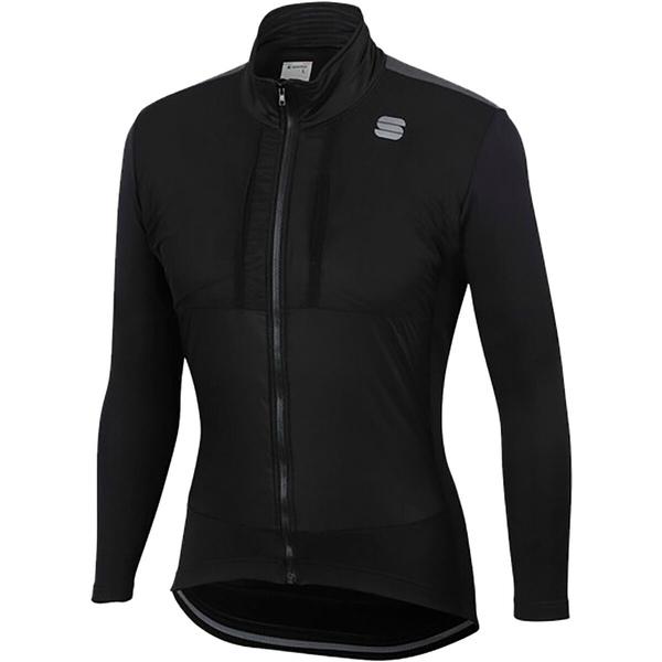 スポーツフル メンズ スポーツ 流行 サイクリング Black Anthracite 全商品無料サイズ交換 Supergiara 日本メーカー新品 Men's - Jacket