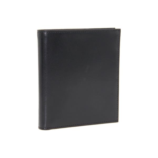 ボスカ メンズ 財布 アクセサリー Old Leather Collection - 12-Pocket Credit Wallet Black Leather