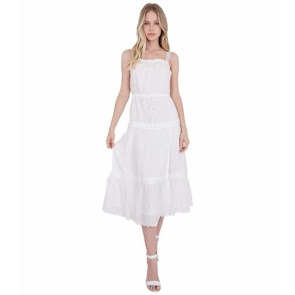 ペイジ レディース ワンピース トップス Amity Dress White