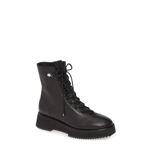 ジミーチュウ レディース ブーツ&レインブーツ シューズ Haysley Combat Boot Black