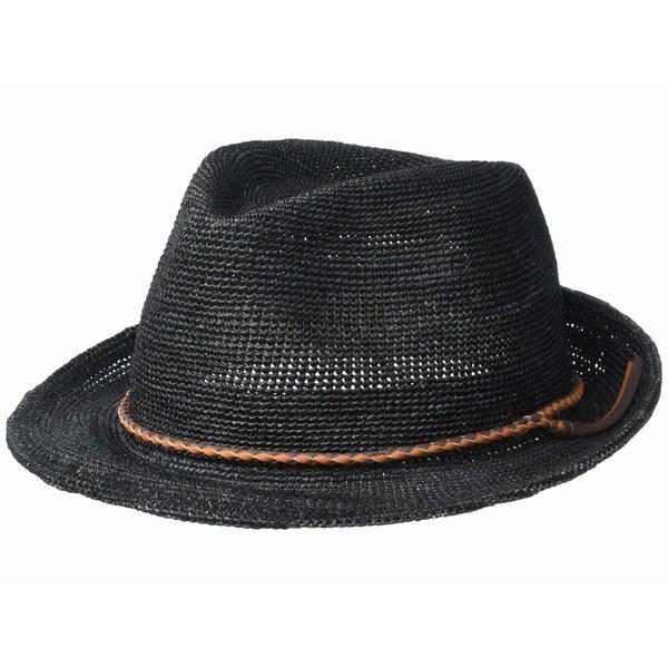 グーリンブラザーズ メンズ 帽子 アクセサリー Morning Glory Black