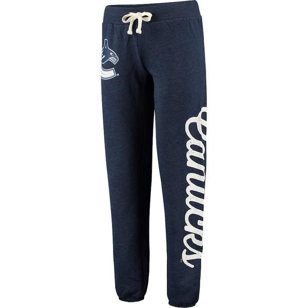 カールバンクス レディース カジュアルパンツ ボトムス Vancouver Canucks G-III 4Her by Carl Banks Women's Scrimmage Pants Blue