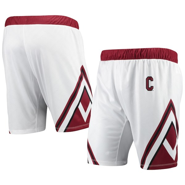 アンダーアーマー メンズ ハーフ&ショーツ ボトムス South Carolina Gamecocks Under Armour Replica Basketball Short White