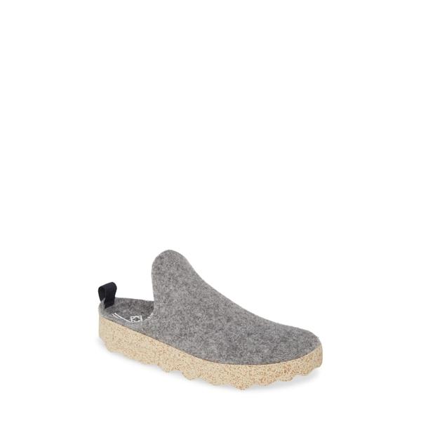 エーエスポルトゥゲーズ バイ フライ ロンドン レディース スニーカー シューズ Fly London Come Sneaker Mule Concrete Tweed Fabric