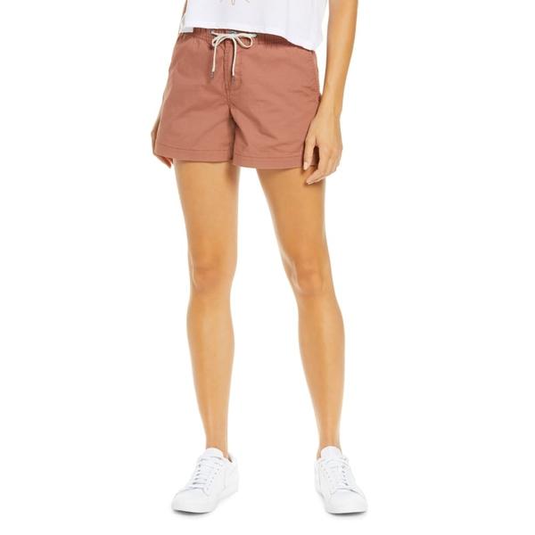 ビュオーリ レディース カジュアルパンツ ボトムス Ripstop Shorts Copper