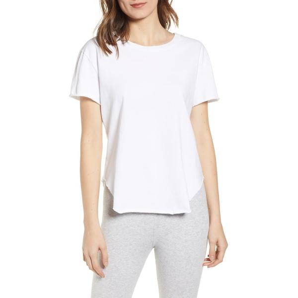 フランク & アイリーン レディース Tシャツ トップス Tee Lab Vintage Tee White