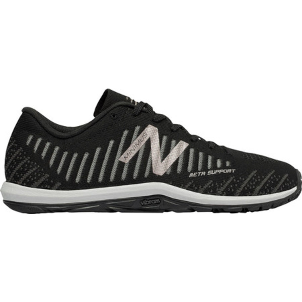 ニューバランス レディース スニーカー シューズ WX20v7 Cross Training Shoe Black/Phantom/Champagne Metallic