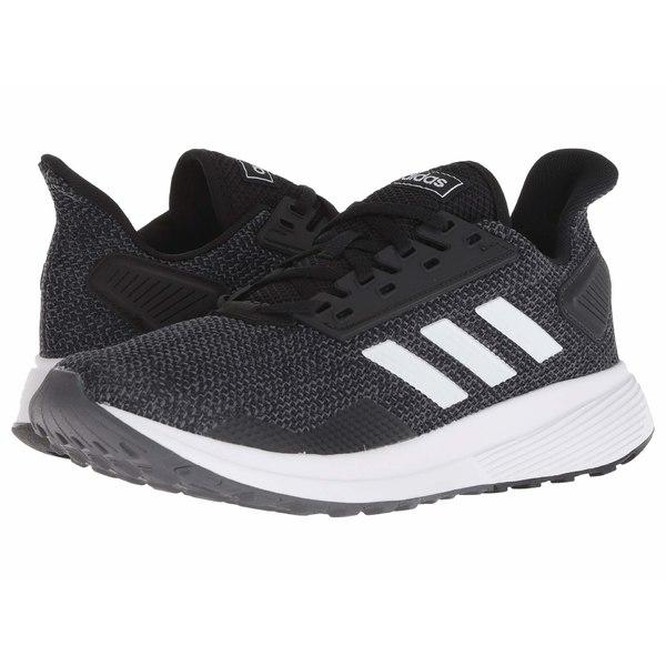 アディダス レディース スニーカー シューズ Duramo 9 Core Black/Footwear White/Grey Five