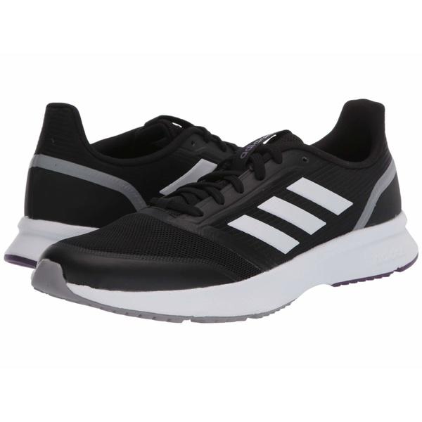 アディダス レディース スニーカー シューズ Nova Flow Core Black/Footwear White/Light Granite