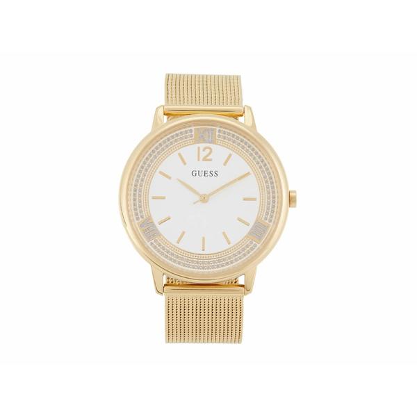 ゲス レディース 腕時計 アクセサリー U1321L2M Gold