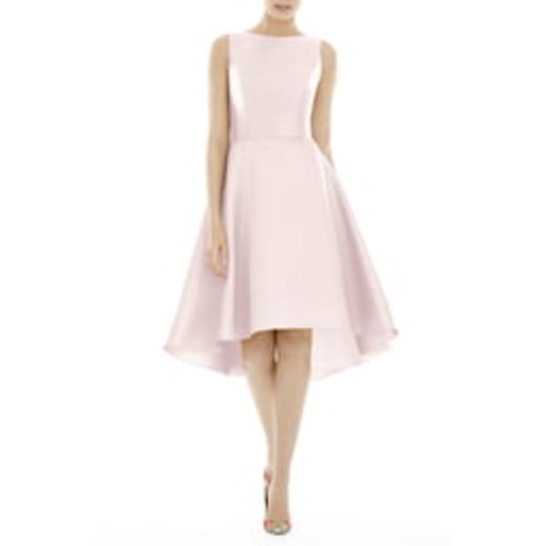アルフレッド レディース ワンピース トップス High/Low Cocktail Dress Blush