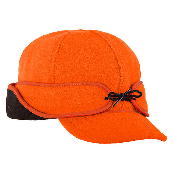 ストーミー クローマー メンズ 帽子 アクセサリー Stormy Kromer Rancher Cap Blaze Orange