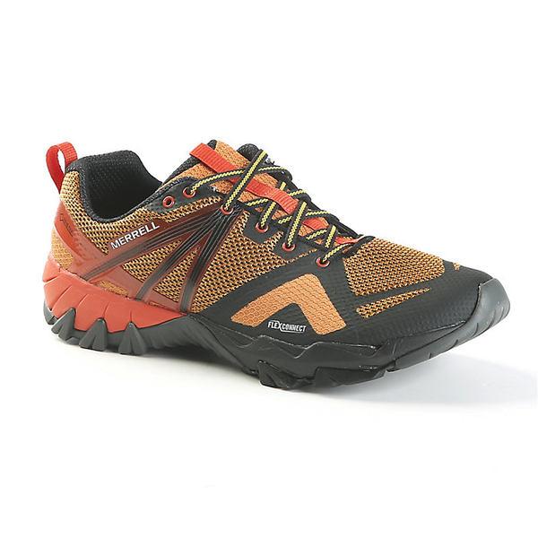 メレル メンズ ハイキング スポーツ Merrell Men's MQM Flex Gore-Tex Shoe Old Gold