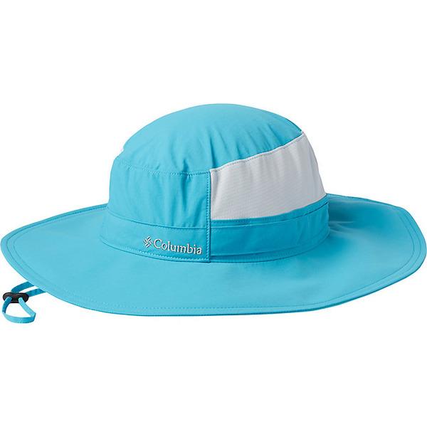 コロンビア レディース 帽子 アクセサリー Columbia Coolhead II Zero Booney Clear Water/Graphite