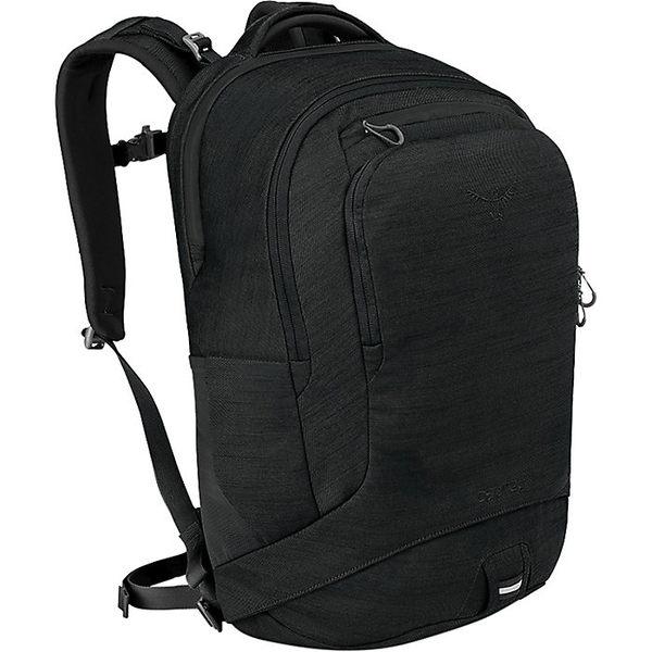 オスプレー メンズ バックパック・リュックサック バッグ Osprey Cyber Daypack Black