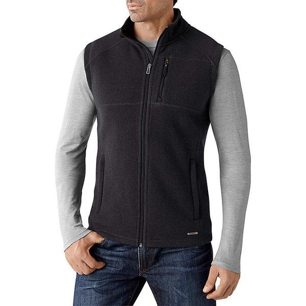 スマートウール メンズ ジャケット&ブルゾン アウター Smartwool Men's Echo Lake Vest Charcoal Heather
