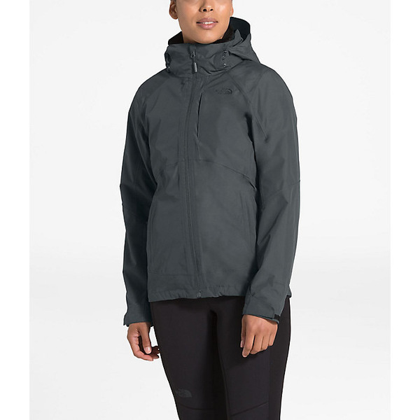 ノースフェイス レディース ジャケット&ブルゾン アウター The North Face Women's Osito Triclimate Jacket Asphalt Grey / Asphalt Grey
