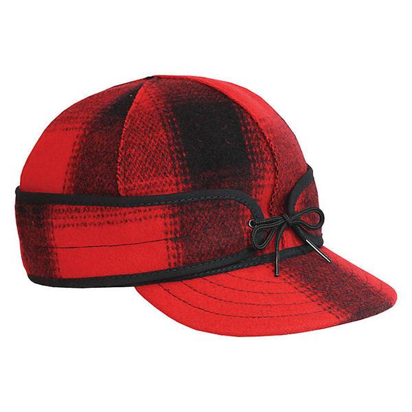 ストーミー クローマー レディース 帽子 アクセサリー Stormy Kromer Mackinaw Cap Red / Black Plaid