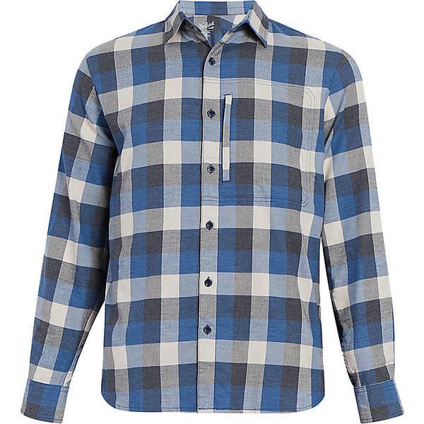 ウール リッチ メンズ シャツ トップス Woolrich Men's Any Point Shirt Alpine Blue