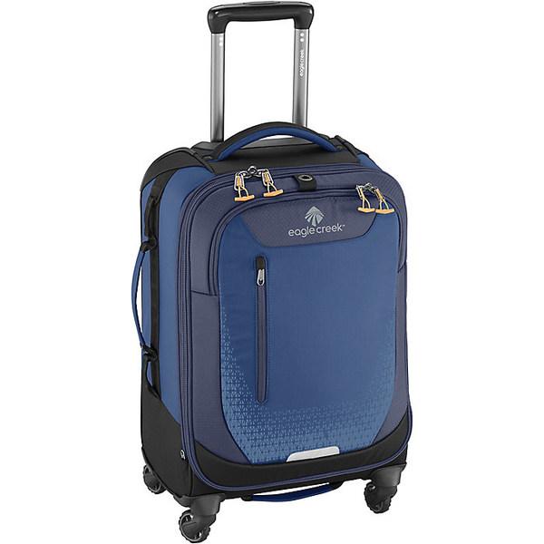 イーグルクリーク レディース ボストンバッグ バッグ Eagle Creek Expanse AWD Upright Carry On Travel Pack Twilight Blue