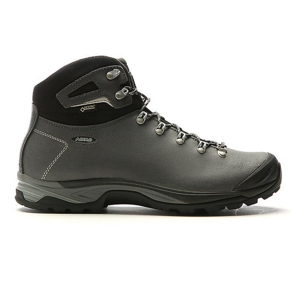 アゾロ メンズ ハイキング スポーツ Asolo Men's Thyrus GV Boot Dark Graphite / Black