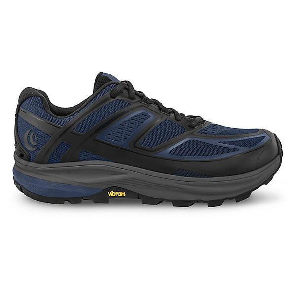 トポアスレチック メンズ ランニング スポーツ Topo Athletic Men's Ultraventure Running Shoe Navy / Black