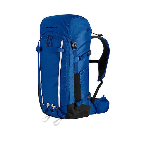 マムート メンズ バックパック・リュックサック バッグ Mammut Trion 50 Backpack Surf / Black