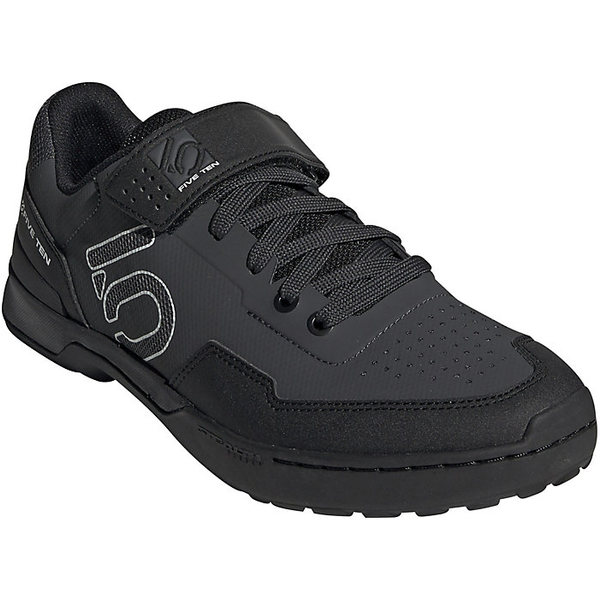 ファイブテン メンズ サイクリング スポーツ Five Ten Men's Kestrel Lace Shoe Carbon / Black / Clear Grey