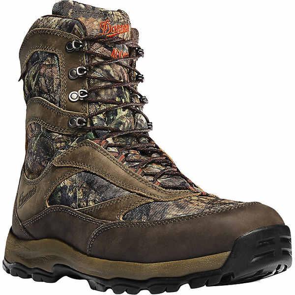ダナー メンズ ハイキング スポーツ Danner Men's High Ground 400G Insulated 8IN GTX Boot Mossy Oak Break Up Country
