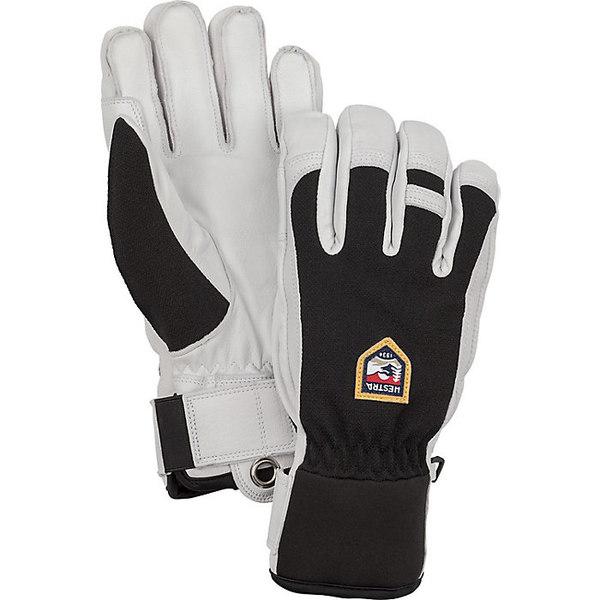 ヘストラ レディース 手袋 アクセサリー Hestra Army Leather Patrol Glove Black