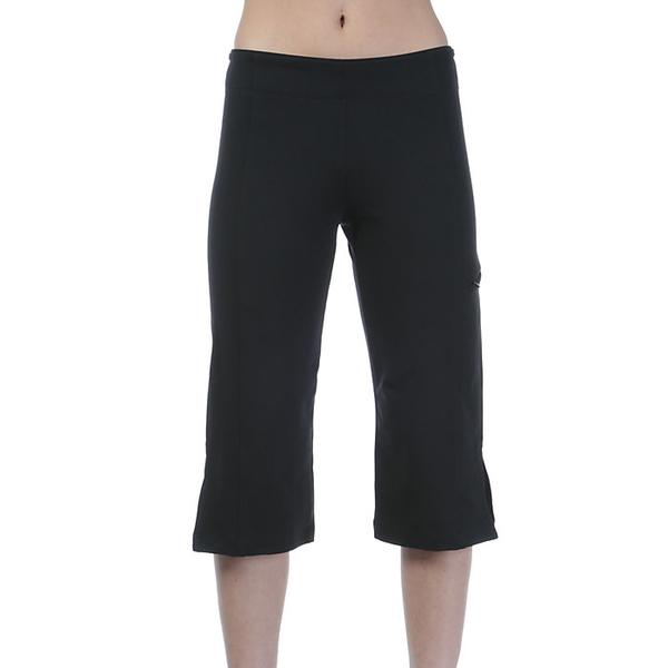 ストーンウェアデザイン レディース フィットネス スポーツ Stonewear Designs Women's Rockin Capri Black