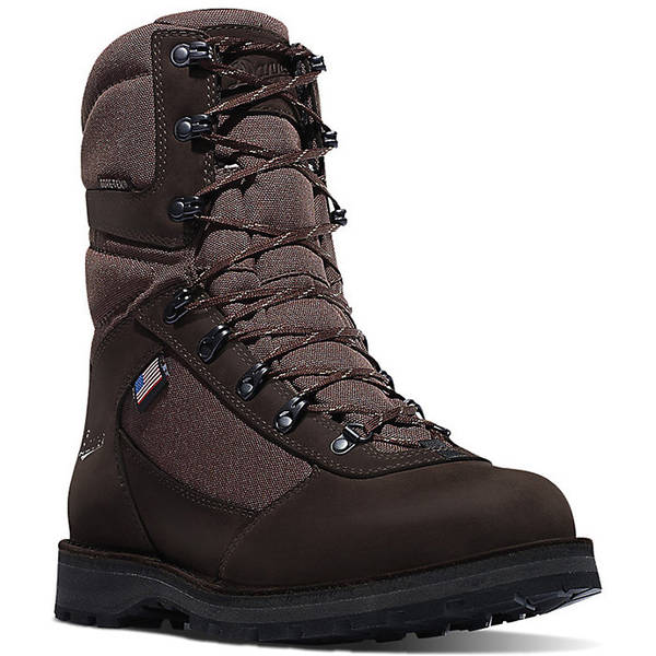 ダナー メンズ ハイキング スポーツ Danner Men's East Ridge 8IN GTX Boot Brown