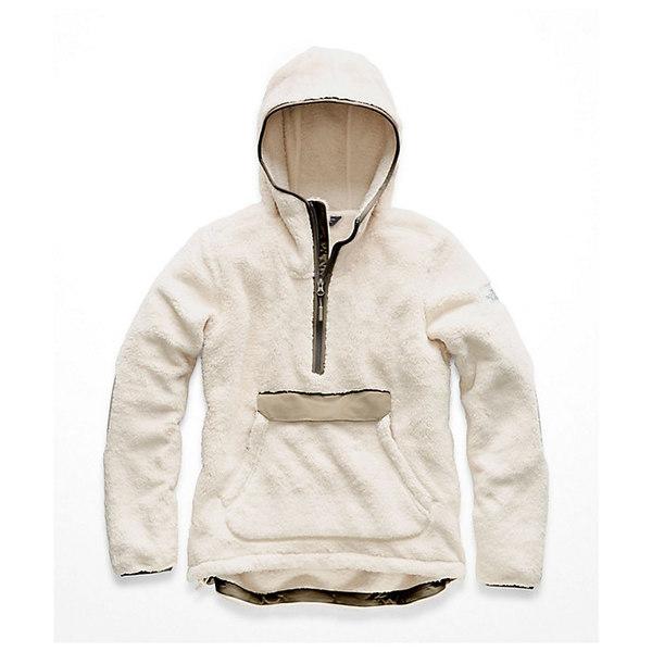 ノースフェイス レディース ジャケット&ブルゾン アウター The North Face Women's Campshire Pullover Hoodie Vintage White / Silt Grey